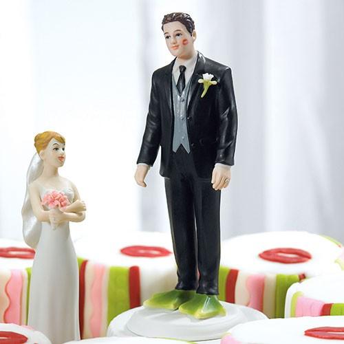 Figura de pastel Casi perfecto.
