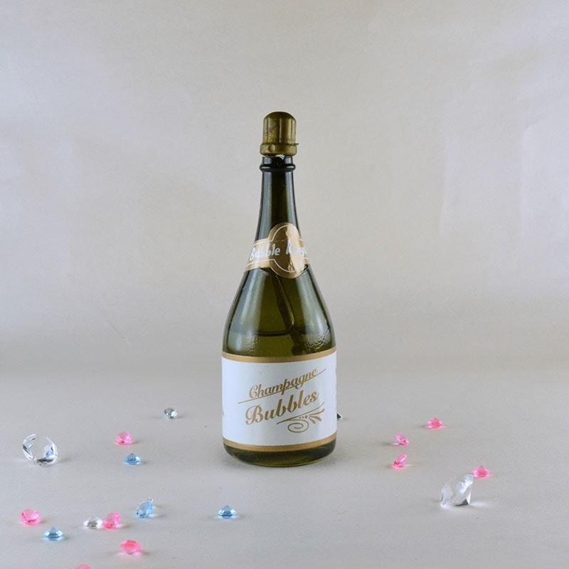 Burbujero de Boda Champagne.