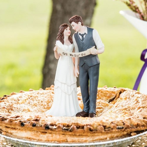 Muñecos para pastel  Vintage Romance and Sweet
