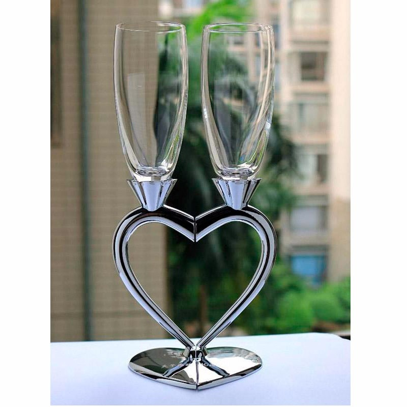 "Copas de boda ""One Love"""
