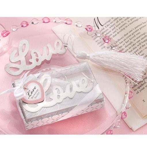 """Separador de libros """"Love"""""""
