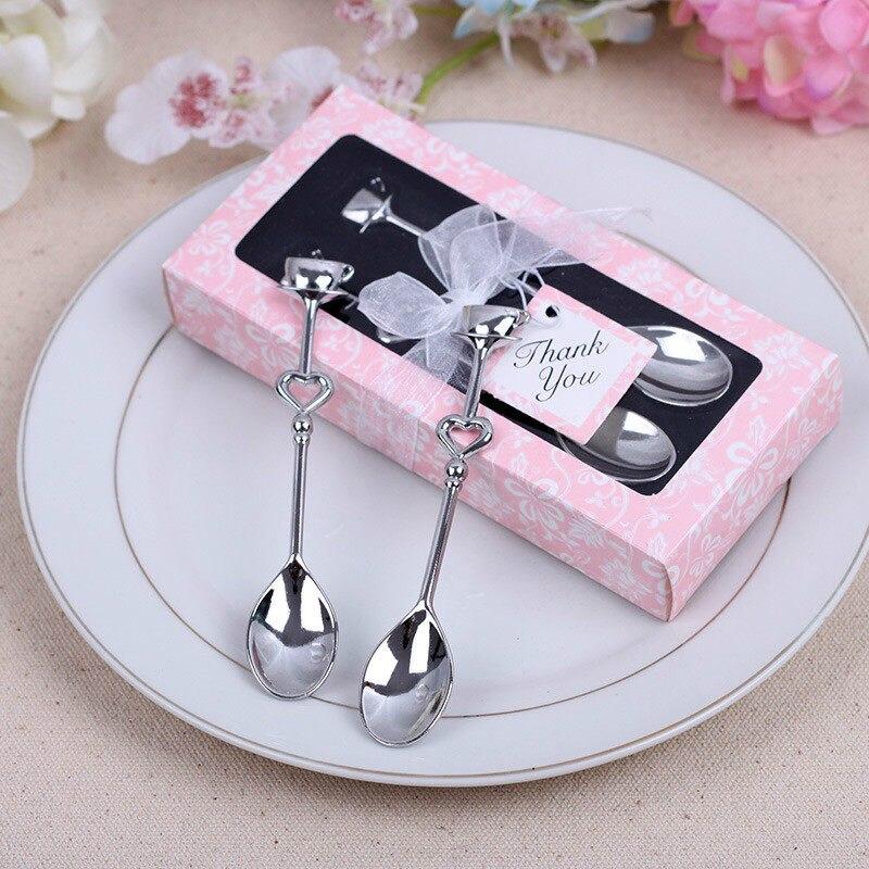 Cucharitas para té dulces momentos