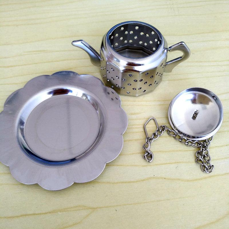 Infusor de té tetera