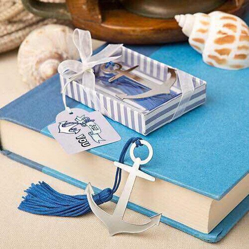 Separador de Libros Ancla de Mar