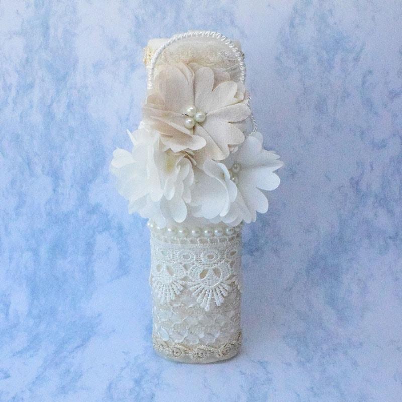 Kit de Bautizo Floral Aperlado