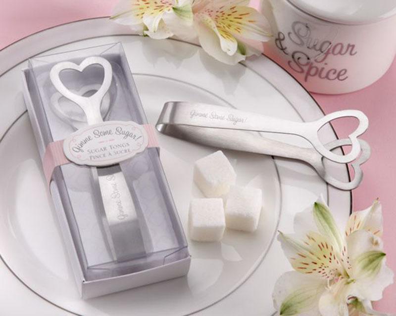 """Pinzas para terroncitos de azúcar o hielo """"Sweet Love"""""""