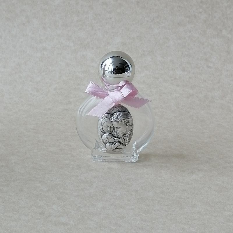 Kit de Bautizo Angel de mi guarda, plata italiana