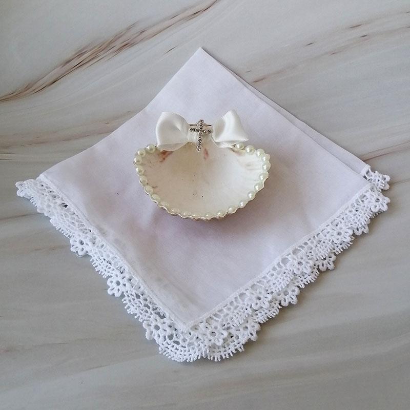 Kit de bautizo estampa plata italiana Sagrada Familia oval