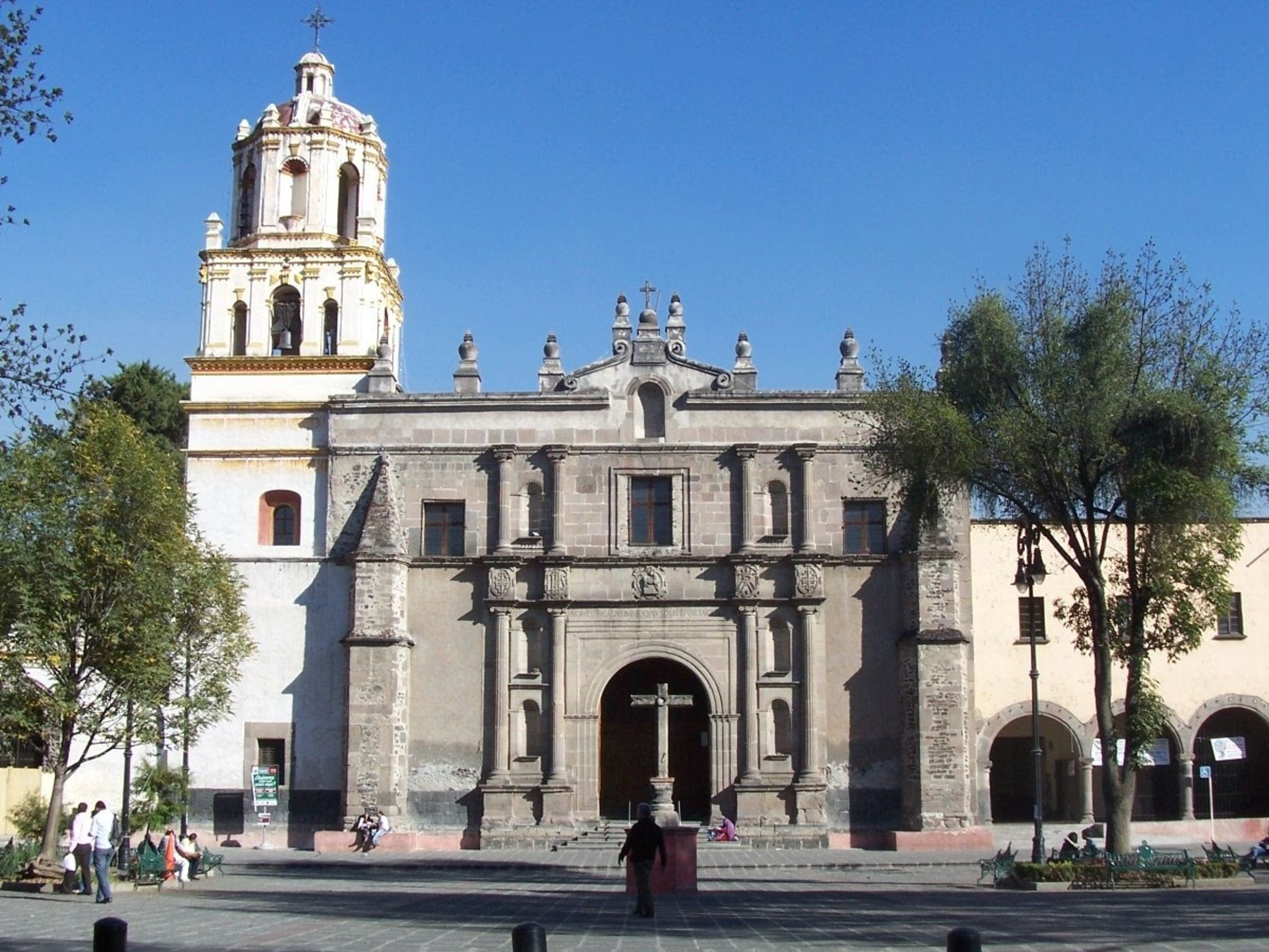 Las iglesias mas bonitas de la CDMX