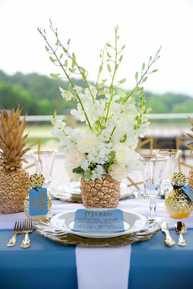 17 centros de mesa para boda econ micos muy bonitos y