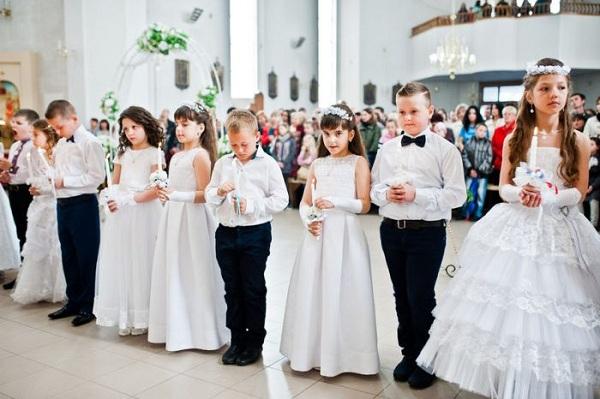 Los 7 mejores lugares para celebrar tu primera comunión en la CDMX.