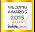 2015 bodas.com award