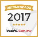 2017 bodas.com award